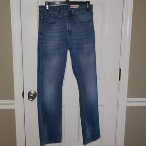 Wrangler Slim Straight Mens 28x30 Jeans